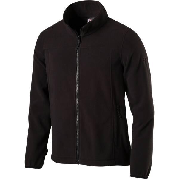 McKINLEY Herren Unterjacke H-Fleece-Jacke White Mountain IV | Bekleidung > Pullover > Pullunder | Schwarz | McKINLEY