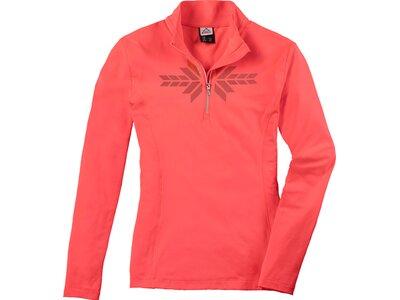 McKINLEY Damen Rolli D-Shirt Daria Orange