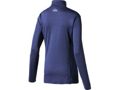 McKINLEY Damen Rolli D-Shirt Daria Blau