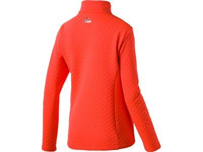McKINLEY Damen Rolli D-Shirt Davina Orange