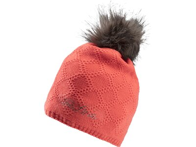 McKINLEY Damen D-Mütze Eileen Orange