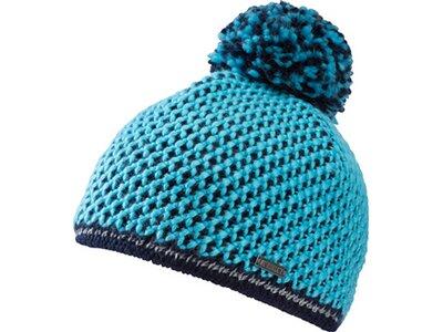 McKINLEY Kinder K-Mütze Shakir Blau