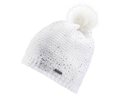 McKINLEY Damen D-Mütze Leonie Weiß