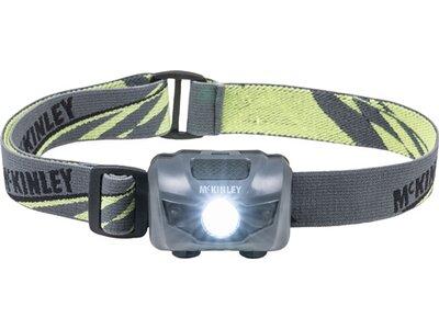 McKINLEY Stirnlampe HL 100 Grau