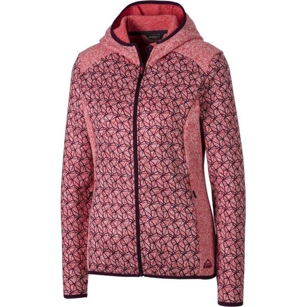 "McKINLEY Damen Fleece Powerstretch-Jacke ""Rock Ledges"""