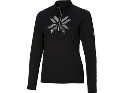McKINLEY Damen Shirt Daria II Schwarz