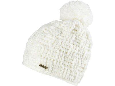 McKINLEY Damen Mütze Cloe Weiß