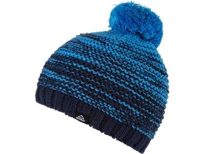 McKINLEY Kinder Mütze Elvin Blau