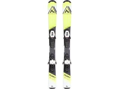 McKINLEY Kinder Ski-Set Team 7 Braun