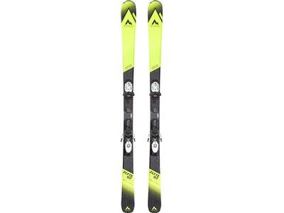 McKINLEY Ski-Set Flyte 7 Gelb