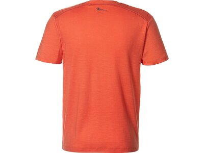 McKINLEY Herren T-Shirt Roy Orange