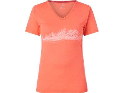 McKINLEY Damen Shirt Roy Rot