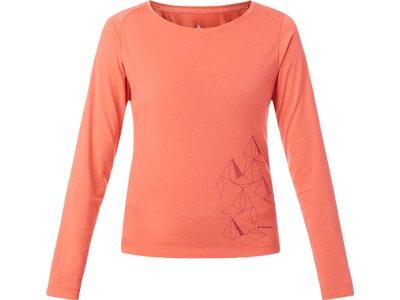 McKINLEY Damen T-Shirt Alina Rot