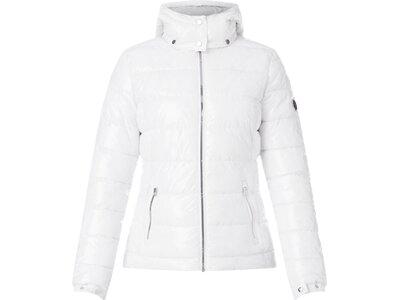 McKINLEY Damen Jacke Geneva Weiß