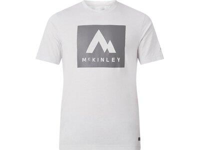 McKINLEY Herren Shirt Krassa Grau