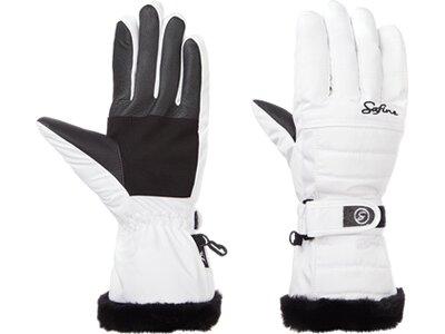 McKINLEY Damen Handschuhe Blair II Weiß