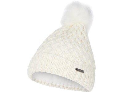 McKINLEY Damen Mütze Marla Weiß