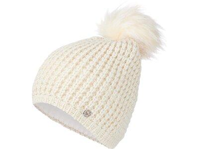 McKINLEY Damen Mütze Mina Weiß