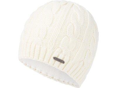 McKINLEY Damen Mütze Mabea Weiß