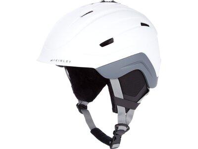 McKINLEY Herren Ski-Helm FLYTE PRO HS-618 Weiß