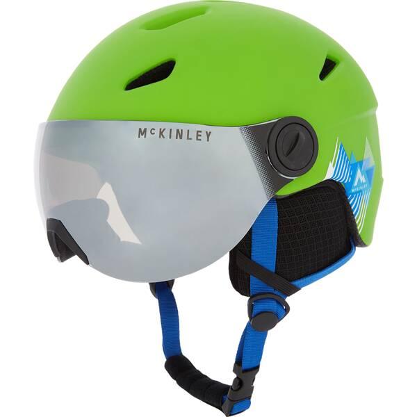 McKINLEY Kinder Ski-Helm Pulse S2 Visor HS