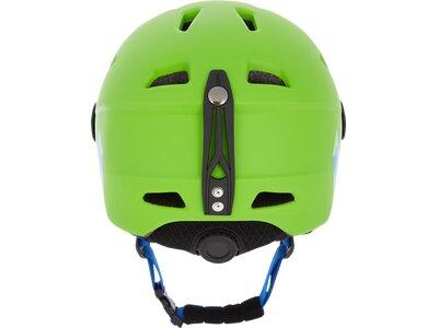 McKINLEY Kinder Ski-Helm Pulse S2 Visor HS Grün