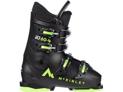 McKINLEY Kinder Skistiefel MJ60-4 Schwarz