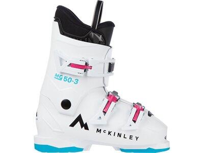 McKINLEY Kinder Skistiefel MG50-3 Weiß