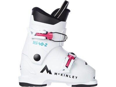 McKINLEY Mädchen Skistiefel MG40-2 Weiß