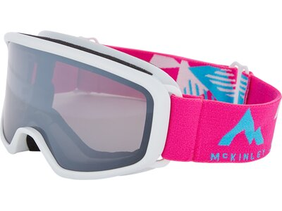 McKINLEY Kinder Ski-Brille Pulse S Plus Weiß