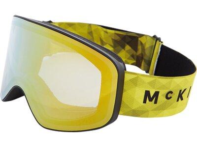 McKINLEY Kinder Ski-Brille Flyte REVO Schwarz