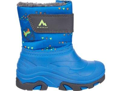 McKINLEY Kinder Après-Schuh Billy II Blau