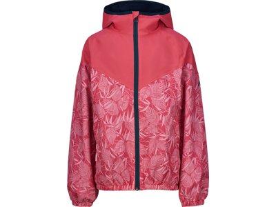 McKINLEY Kinder Funktionsjacke Mancor Pink