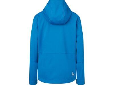 McKINLEY Kinder Jacke Bennet Blau