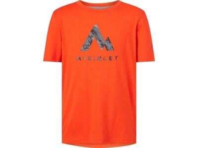 McKINLEY Kinder T-Shirt Zorma Rot