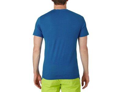 McKINLEY Herren T-Shirt Tejon Blau