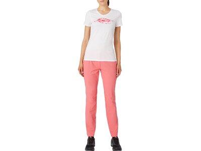 McKINLEY Damen T-Shirt Kulma Weiß