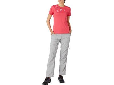 McKINLEY Damen T-Shirt Rossa Pink