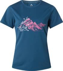 McKINLEY Damen T-Shirt Rossa