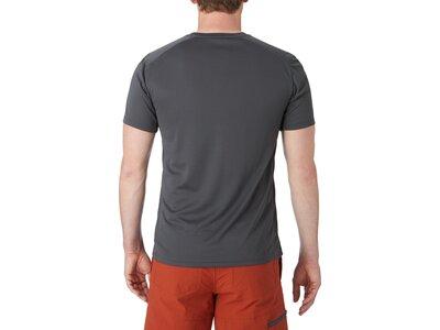 McKINLEY Herren T-Shirt Rossa Grau
