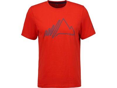 McKINLEY Herren T-Shirt Kulma Rot