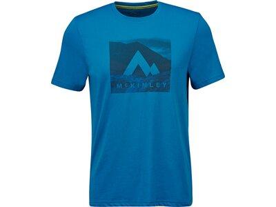 McKINLEY Herren T-Shirt Kulma Blau