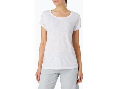 McKINLEY Damen T-Shirt Maryssa Weiß