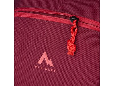 McKINLEY Wander-Rucksack ALVA 10 Rot