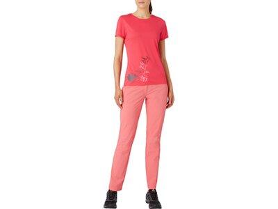 McKINLEY Damen T-Shirt Katty Pink