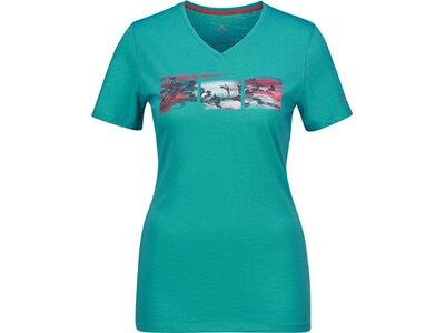 McKINLEY Damen T-Shirt Mathu Grün