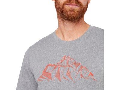 McKINLEY Herren T-Shirt Mathu Grau