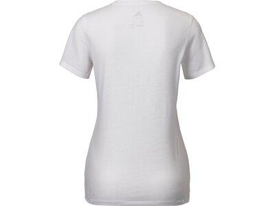 McKINLEY Damen Shirt Milena Weiß
