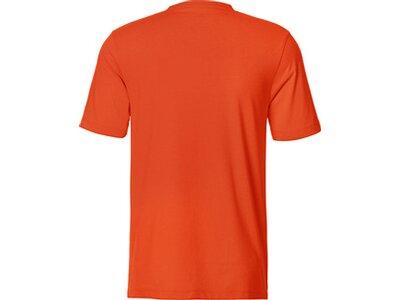 McKINLEY Herren T-Shirt Milena Orange