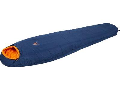 McKINLEY Mumien-Schlafsack TREKKER 0 REC Blau